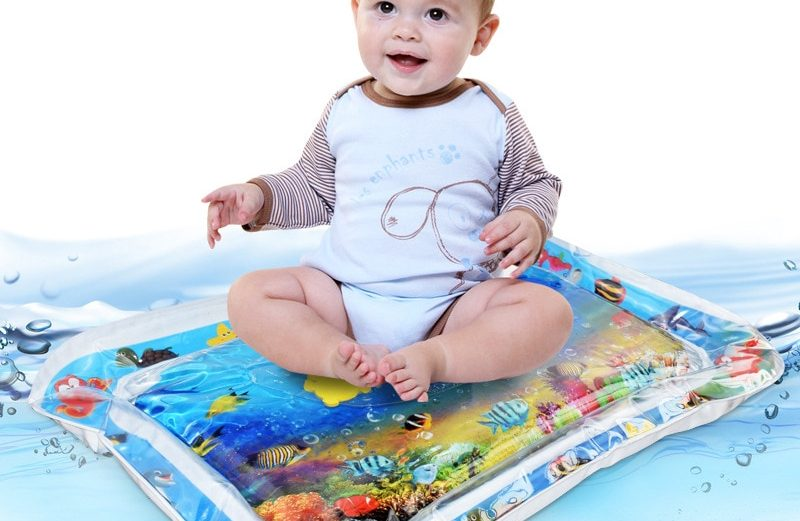 Baby Water Play Mat (Inflatable)