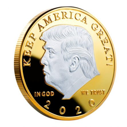 Keep America Great Commemorative Coin