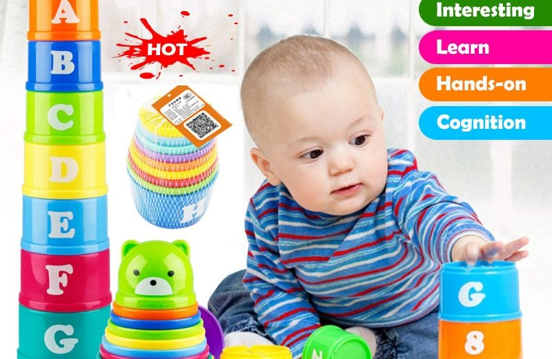 Children Stacking Cups Toy