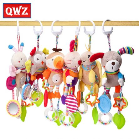 Baby Mobile Hanging Rattles