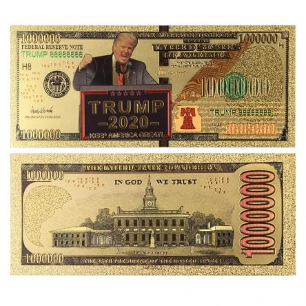 Donald Trump Banknotes (Non-currency)